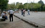 El Parc Popular, escenari del Dia del Soci de l'Entidad Dominó i del Club de Petanca