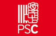 El PSC tanca la campanya electoral del Vallès Oriental a la Llagosta