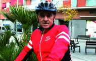 José Luis Fabregat iniciarà dissabte el viatge en bicicleta fins a Portugal