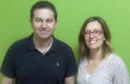 Eva Miguel i Toni Cubel, nous coordinadors locals d'ICV