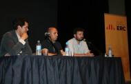Rufián parla a la Llagosta sobre independentisme i les eleccions del 26 de juny