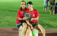 Sonia Bocanegra i Maribel Íñiguez, subcampiones d'Espanya de clubs a Castelló