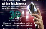Ràdio la Llagosta celebrarà el seu 30è aniversari durant la Festa Major