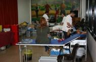 La captació de sang d'abans de Festa Major va aconseguir 86 donacions i 22 nous donants
