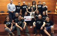 La Murga recapta més de 900 euros per a la Fundació 5p-