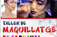 El SIJ organitza un taller de maquillatge de Carnaval per a joves