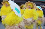 El Carnaval omple els carrers de la Llagosta