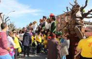 La 8a Trobada Gegantera omple de gent els carrers de la Llagosta