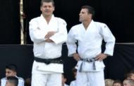 Sergi Pons i Juan Carlos Cerrudo, vuitens al Campionat d'Espanya de katas