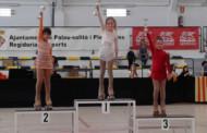 Ariadna Calvo, del Club Patí la Llagosta, segona al Trofeu de Palau