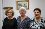 Teresa Ventura, nueva presidenta de la Agrupación de Jubilados y Pensionistas de La Llagosta