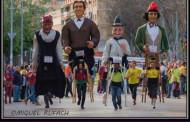 La tercera edició de la Cursa de Gegants de la Llagosta se celebra demà dissabte