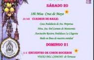 L'Asociación Rociera celebrarà el cap de setmana la Cruz de Mayo