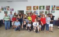 L'Escola de Pintura de la Casa del Pueblo organitza l'exposició de fi de curs del seu alumnat