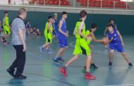 Una trentena d'esportistes participen al segon Triangular de bàsquet infantil