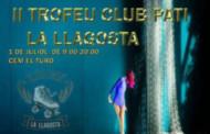 El Club Patí la Llagosta celebrarà demà dissabte la segona edició del Trofeu de patinatge artístic