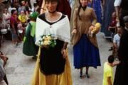 Diumenge, primera sortida de l'any de la Colla Gegantera de la Llagosta