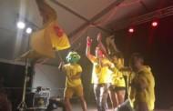 La colla dels Saltats guanya l'Engreskada en una Festa Major amb força participació