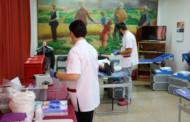 Més de 60 persones van donar sang a la darrera captació feta a la Llagosta
