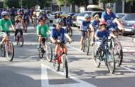 Prop de 150 persones participen a la Diada de la Bicicleta