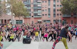 La Colla Gegantera organitzarà diumenge la Zumba Gegant per la Marató de TV3