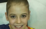 Paula Román, setena en el Campionat d'Espanya de patinatge artístic