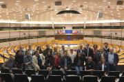 L'alcalde viatja a Brussel·les per conèixer els mecanismes per rebre subvencions europees