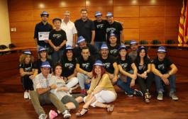 La Murga lliura la recaptació de la campanya de Festa Major a la Fundació Els Xiprers