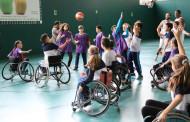 Avui s'ha realitzat una nova jornada d'inclusió esportiva per a alumnes de l'Escola Gilpe