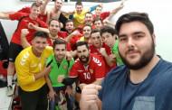 El Joventut Handbol suma la primera victòria contra el Cerdanyola B (27-23)
