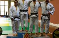 Daniel Buendía, campió de la Copa Catalunya de judo, i Zarina Kulaeva, bronze