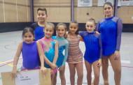 Onze membres del Club Patí la Llagosta participen en un torneig a Bigues i Riells