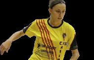 Estefa Jémez, nominada a millor jugadora de futbol sala de Catalunya