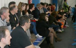 L'Ajuntament ampliarà les graderies del Pavelló Antonio García Robledo