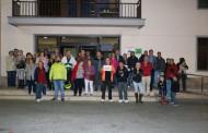 Una cinquantena de persones dona suport a la Llagosta als exconsellers encausats