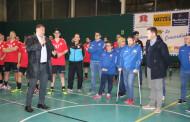 El Joventut Handbol presenta els seus equips al CEM El Turó