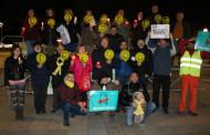 Concentració per demanar l'alliberament dels exconsellers Joaquim Forn i Oriol Junqueras i dels presidents de l'ANC i d'Òmnium Cultural