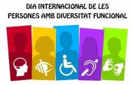 La Llagosta celebra avui el Dia Internacional de les persones amb diversitat funcional