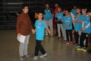 L'Ajuntament posa en marxa un taller sobre els valors educatius en l'esport de base