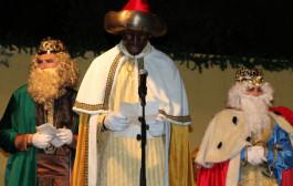Els Reis Mags d'Orient recullen les cartes dels infants de la Llagosta