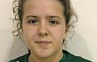 La llagostenca Ainoa Garrido, campiona d'Espanya amb la selecció catalana infantil