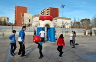El Club Bàsquet la Llagosta va organitzar dissabte el primer Basketday