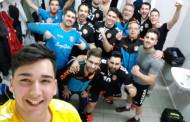 El sènior masculí del Joventut Handbol arriba a l'equador de la temporada al desè lloc