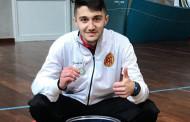 Álex Pérez, campió d'Europa sub-20 de futbol sala amb Catalunya