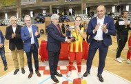 Sonia Blanco, campiona d'Espanya amb la selecció catalana sub-21 de futbol sala