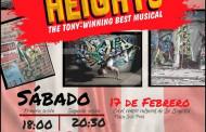 La Room i la Carpa interpretaran demà el musical In the heights