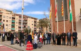 Ahir es va celebrar el Dia d'Andalusia a la Llagosta