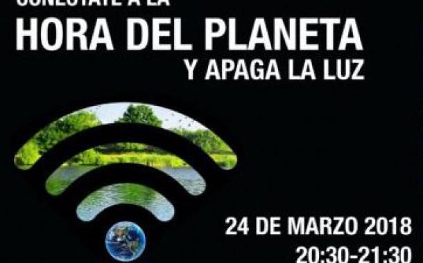 L'Ajuntament s'adhereix demà a L'hora del planeta