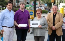 Sonia López, Emilia Murillo i Laura Martín, guanyadores del Concurs de microrelats i poesia de Sant Jordi