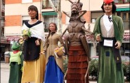 Els gegants de la Llagosta animaran el Gran Premi d'Espanya de Fórmula 1